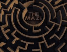 The Maze Title