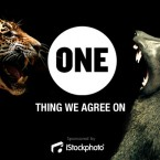 One thing we agree on poster image