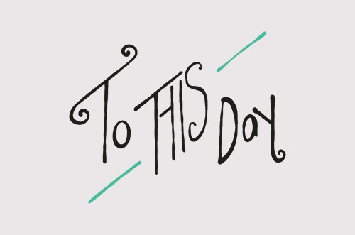 To This Day Poster Image