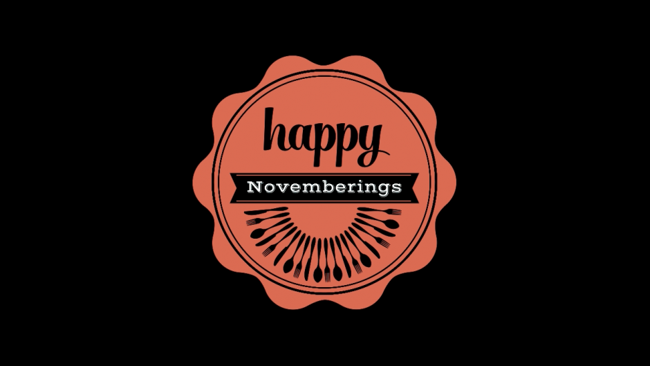 Happy Novemberings - Creative Ruckus